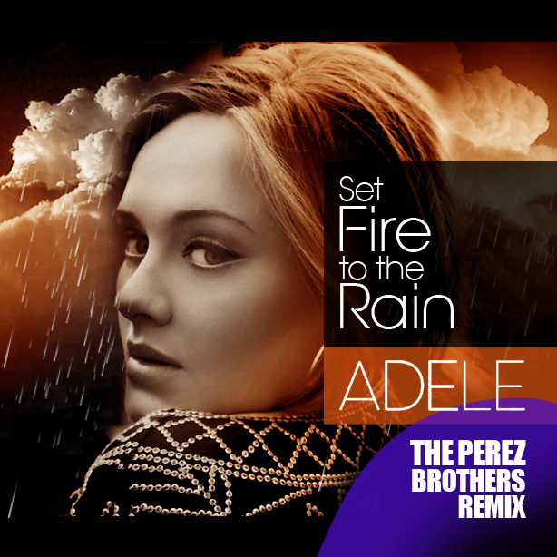 Adele Set Fire to the Rain Downloads - Singer Song Download